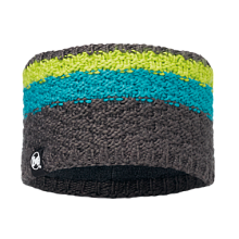 Повязка BUFF Freestyle KNITTED & POLAR HEADBAND BUFF TIZZY GREY CASTLEROCK