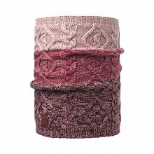 Шарф BUFF KNITTED NECKWARMER COMFORT NUBA HEATHER ROSE