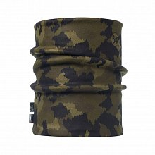 Шарф BUFF REVERSIBLE POLAR NECKWARMER HUNTER MILITARY