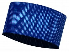 Повязка BUFF Headband BUFF DEEP LOGO DARK NAVY