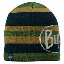 Шапка BUFF KNITTED HATS BUFF OVEL BLACK