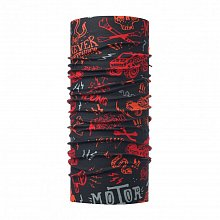 Бандана BUFF ORIGINAL JUNIOR REBEL BLACK