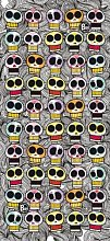 Бандана BUFF TUBULAR UV JUNIOR BUFF GRAPHIC SKULL