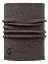 Бандана BUFF HEAVYWEIGHT MERINO WOOL NECKWARMER SOLID WALNUT BROWN