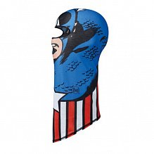 Кепка BUFF Licenses SUPERHEROES JR MICROFIBER BALACLAVA BUFF CAPTAIN AMERICA