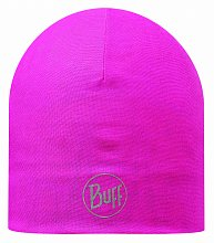 Шапка BUFF MICROFIBER 2 LAYERS HAT BUFF -SOLID MAGENTA