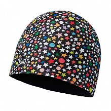 Шапка BUFF CHILD MICROFIBER & POLAR HAT BUFF ATZARE BLACK
