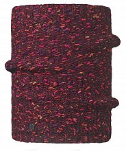 Шарф BUFF COLLAR BUFF OBEN RED BEAUJOLAIS