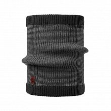 Шарф BUFF KNITTED NECKWARMER COMFORT DEE BLACK