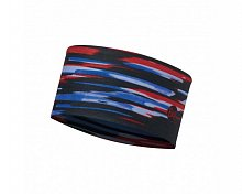 Повязка BUFF Headband BUFF Coolmax Chic HEADBAND BUFF NEW ELDER MULTI