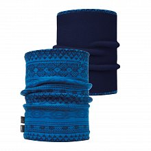 Шарф BUFF REVERSIBLE POLAR NECKWARMER ATHOR HARBOR