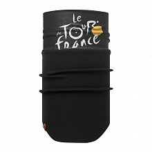 Шарф BUFF TOUR DE FRANCE WINDPROOF NECKWARMER BUFF NEW TOUR BLACK