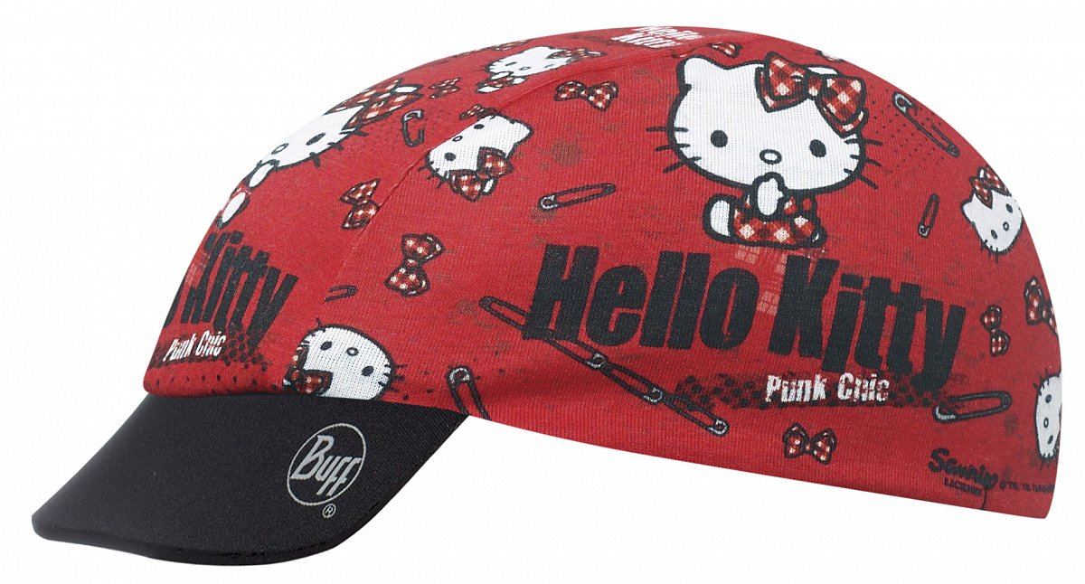 HELLO KITTY PUNK RED PINK