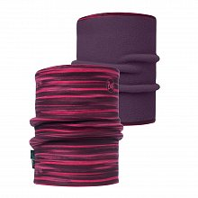 Шарф BUFF REVERSIBLE POLAR NECKWARMER ALYSSA PINK