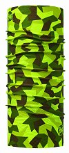 Бандана BUFF ORIGINAL BLOCK CAMO GREEN
