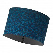 Повязка BUFF TECH FLEECE HEADBAND IVANA BLUE CAPRI