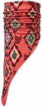 Бандана BUFF BANDANA BUFF WITH POLAR FLEECE REVERSIBLE MUMBASSA (CORAL)