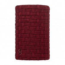 Шарф BUFF KNITTED & POLAR NECKWARMER BUFF AIRON WINE