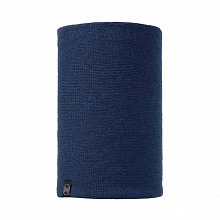 Шарф BUFF KNITTED NECKWARMER COLT DARK DENIM