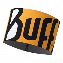 Повязка BUFF TECH FLEECE HEADBAND ULTIMATE LOGO BLACK