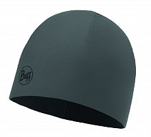 Шапка BUFF MICROFIBER & POLAR HAT SOLID GREY CASTLEROCK