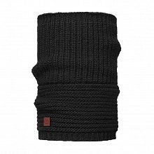 Шарф BUFF KNITTED COLLAR GRIBLING BLACK