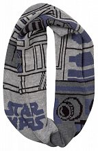 Шарф BUFF URBAN BUFF Star Wars R2-D2 STEEL