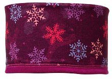 Бандана BUFF HEADBAND BUFF SNOWFLOW MARDI GRAPE