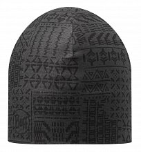 Шапка BUFF MICROFIBER 2 LAYERS HAT BUFF GAO GRAPHITE
