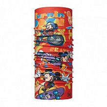 Бандана BUFF Licenses MICKEY CHILD ORIGINAL BUFF SK8 RED