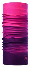 Бандана BUFF ORIGINAL SOFT HILLS PINK FLUOR