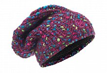 Шапка BUFF KNITTED & POLAR NECKWARMER YSSIK AMARANTH PURPLE