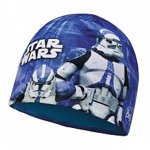 Шапка BUFF STAR WARS JR MICROFIBER POLAR HAT BUFF CLONE BLUE