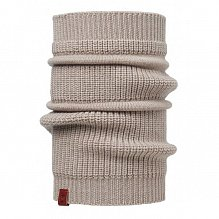 Шарф BUFF KNITTED NECKWARMER BUFF HAAN COBBLESTONE