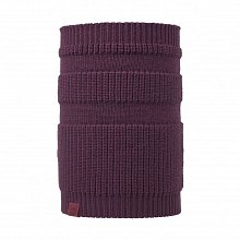 Шарф BUFF KNITTED NECKWARMER HAAN BLACKBERRY
