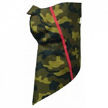 Бандана BUFF WINDPROOF BANDANA BUFF GREEN HUNT MILITARY L/XL