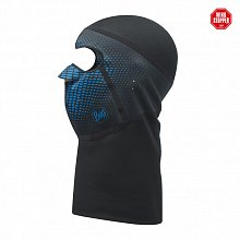 Маска (балаклава) BUFF Balaclava cross tech BUFF CROSS TECH BALACLAVA BUFF NATE BLACK L/XL