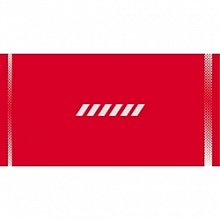 Повязка BUFF HEADBAND BUFF STADI RED
