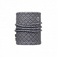 Шарф BUFF REFLECTIVE BUFF REVERSIBLE POLAR NECKWARMER BUFF GAWA MULTI / BLACK