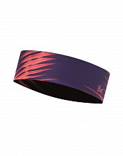 Повязка BUFF SLIM HEADBAND OPTICAL PINK FLUOR