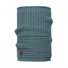 Шарф BUFF KNITTED COLLAR GRIBLING STEEL BLUE
