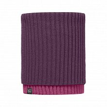 Шарф BUFF KNITTED NECKWARMER SNUD BLACKBERRY
