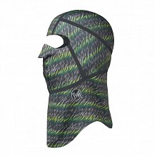 Маска (балаклава) BUFF WINDPROOF WINDPROOF BALACLAVA BUFF VON GREEN S/M