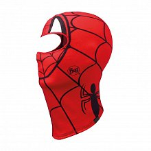 Маска (балаклава) BUFF SPIDERMAN POLAR BALACLAVA JUNIOR  SPIDERMASK RED